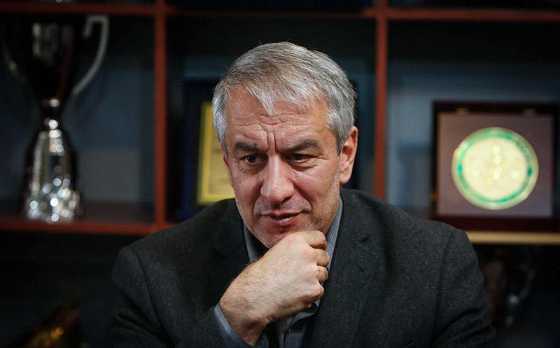 علی کفاشیان بخاطر فساد ۵سال محروم شد