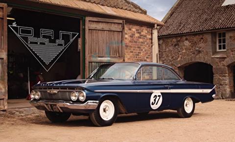 شورلت ایمپالا مدل 1961 متعلق به دن گرنی