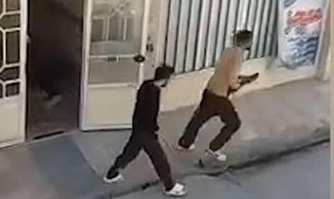 دعوای خیابانی با وینچستر در مشهد