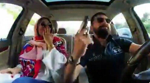 محسن افشانی دستگیر شد
