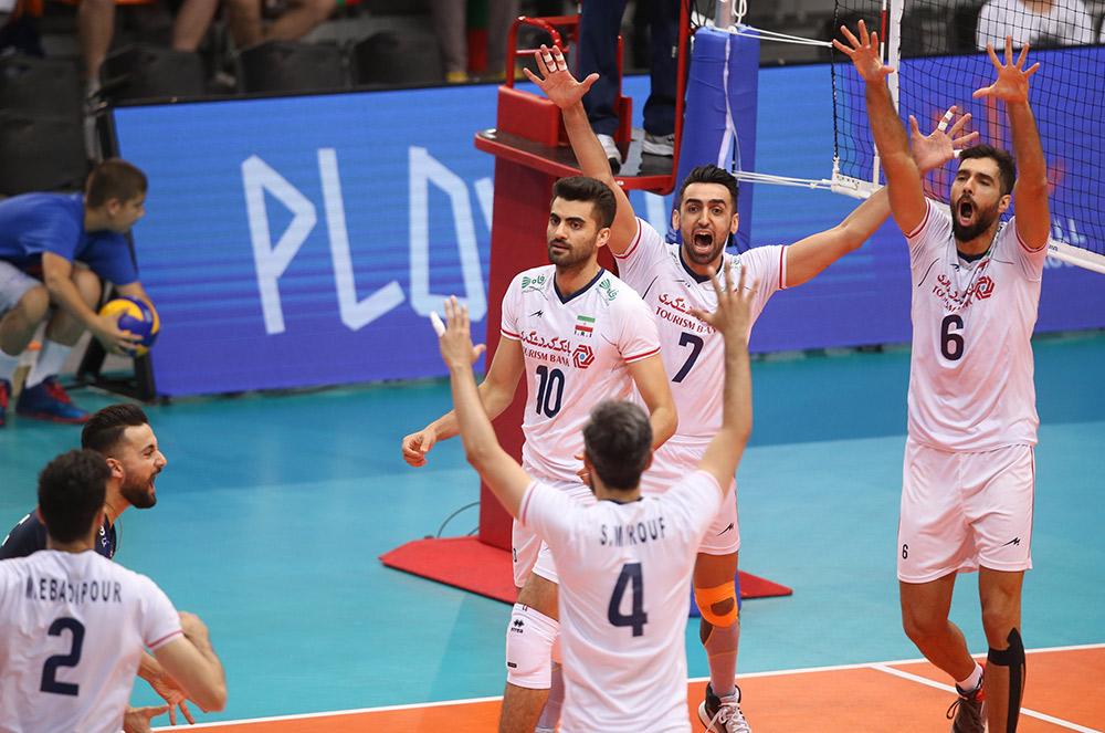 صعود ایران به فینال شیکاگو با عبور از سد صرب ها +جدول