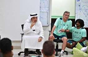 اولین جلسه تمرین رسمی برانکو با الاهلی عربستان