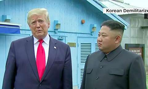 سفر غیرمنتظره رئیس جمهور آمریکا به کره شمالی!