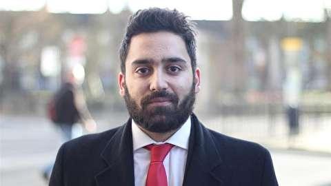 رقیب ایرانی بوریس جانسون در انتخابات بریتانیا