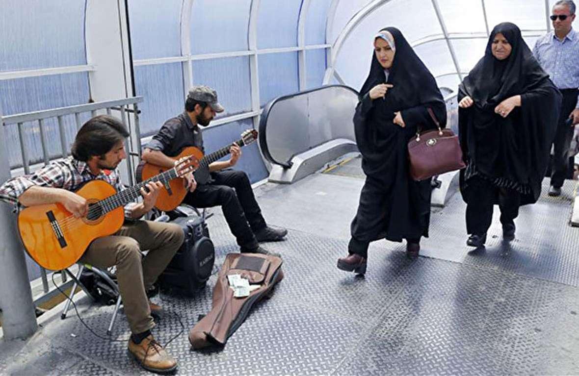موسیقی خیابانی موکول به مجوزی شد که وجود خارجی ندارد!
