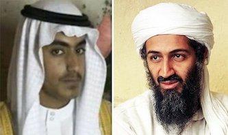احتمال مرگ پسر بن لادن