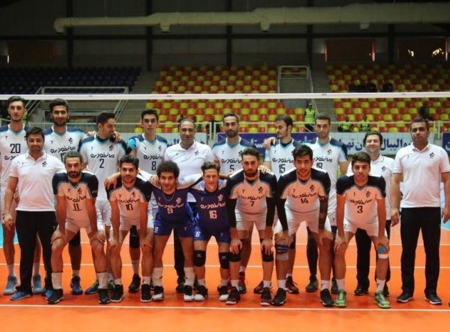 پرافتخارترین تیم والیبال آسیا منحل شد