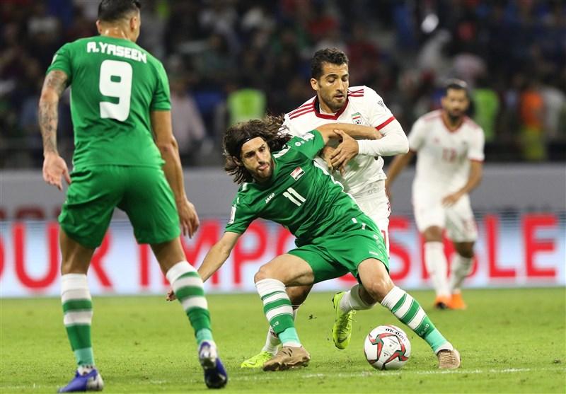 تهدید عراق به کناره گیری از انتخابی جام جهانی 2022