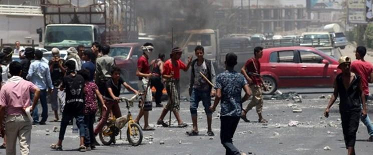 اعلامجنگ نیروهایاماراتی علیه دولتمستعفی یمن
