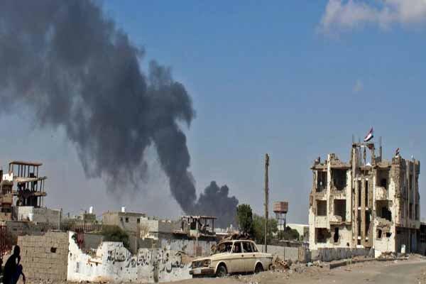 گزارش وبگاه آمریکایی از ناتوانی مینروبهای آمریکا در برابر ایران/ سقوط «کاخ معاشیق» در جنوب یمن بدست نیروهای وابسته به امارات/تسلط ارتش سوریه بر منطقه جدید در جنوب ادلب/ ارسال تجهیزات جدید ترکیه به مرز با سوریه