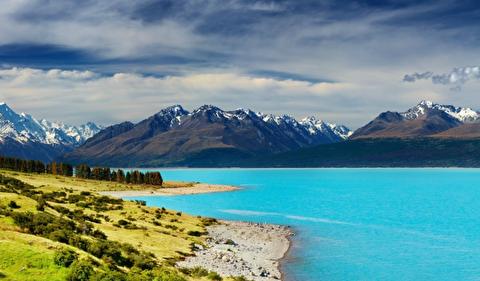 زیباییهای نیوزلند در قاب 4K