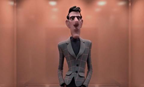 انیمیشن کوتاه آقای بیتفاوت