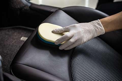 روش تمیز کردن انواع صندلی خودرو