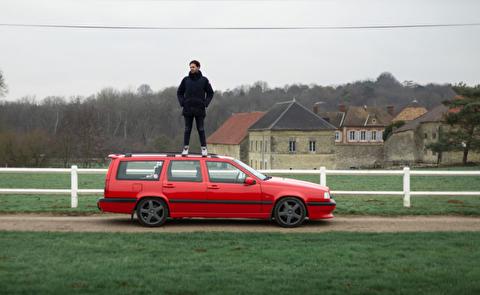 ولوو 850 آر استیشن مدل 1996