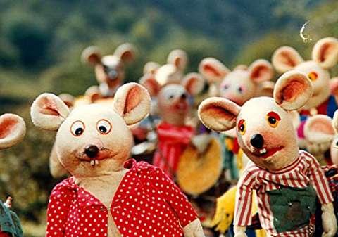 برشهایی از فیلم سینمایی شهر موشها