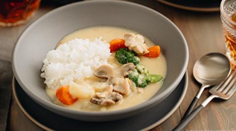 طرز تهیه خورش خامه ژاپنی