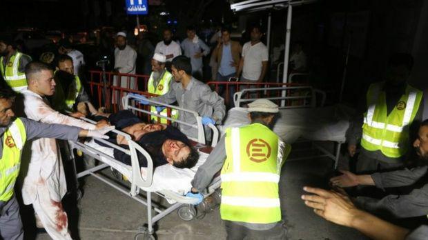 بمبگذاری مرگبار در جشن عروسی در کابل