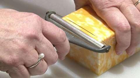 روش استفاده از پنیربر سیمی