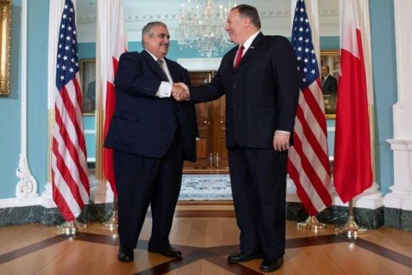 بروز اختلاف در دولت ترامپ بعد از سرنگونی پهپاد آمریکا توسط ایران/قدردانی آمریکا از پیوستن بحرین به ائتلاف دریایی خلیج فارس/واکنش دمشق به حرکت نظامیان ترکیه به سمت خان شیخون