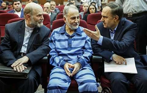 وکیل سابق نجفی: او میترا استاد را نکشته بود!