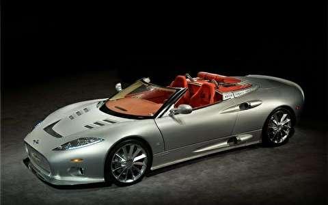 اسپایکر سی 8 مدل 2006، هلندی خاص!
