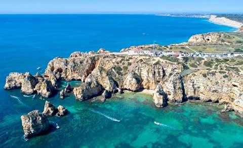 سواحل الگاروه و لاگوس پرتغال