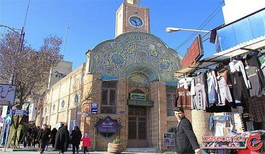همه اتفاقهای خوب یک مسجد