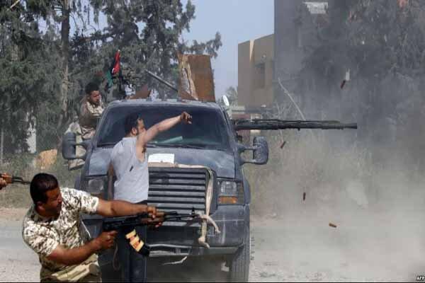واکنش پمپئو به آزادی نفتکش ایرانی: مایه تأسف است!/گزارش شبکه «ان.بی.سی» از تهران/اذعان آمریکا به ناتوانی برای بازگرداندن تحریمها علیه ایران/۹۰ کشته و ۲۰۰ مجروح در درگیری های جنوب غرب لیبی