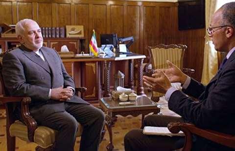 چرا جواد ظریف به دفتر بیضی نرفت؟