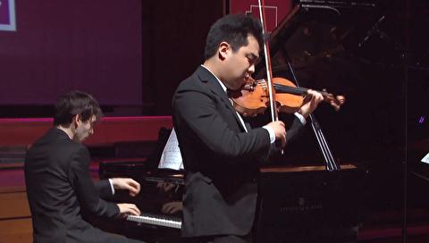 سونات اشتراوس برای پیانو و ویولن