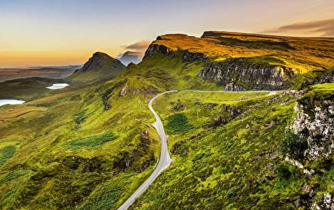 طبیعت خیره کننده اسکاتلند
