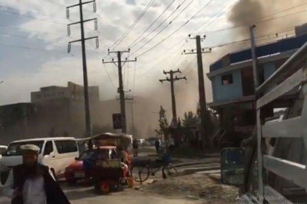 حمله مسلحانه به دفتر نامزد انتخابات در افغانستان
