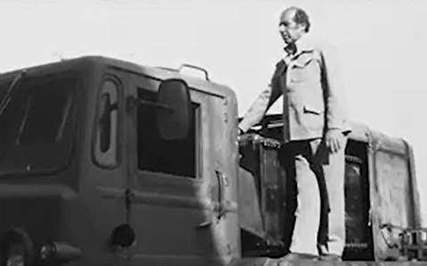 مردی که صنعت کامیونسازی را در ایران شکل داد