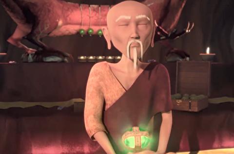انیمیشن کوتاه گمشده در زمان
