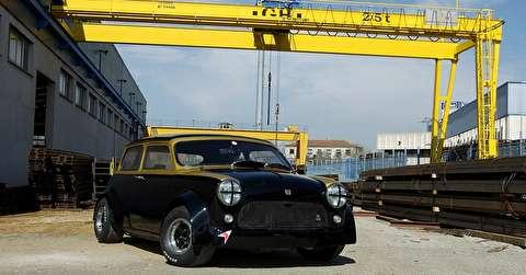 بررسی خودرو مینی می تقویت شده مدل 1973