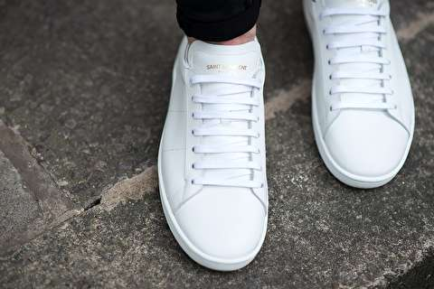 چگونه از کفشهای کتانی بهتر مراقبت کنیم؟