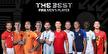 ۱۰کاندیدای کسب جایزه مردسال ۲۰۱۹ فوتبال