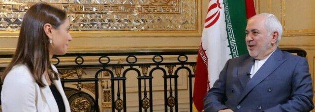 توئیت سخنگوی وزارت خارجه درباره سفر ظریف به پاری