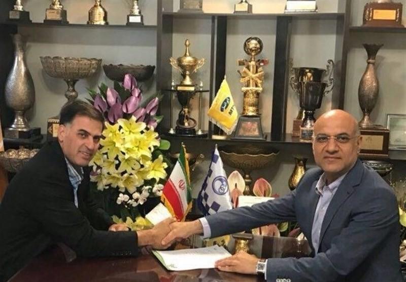 سعید آذری در آستانه مدیرعاملی باشگاه استقلال