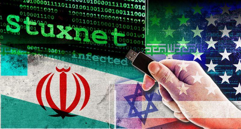 همکاری چند کشور اروپایی با اسرائیل در حمله «استاکس نت» به تاسیسات هسته ای ایران
