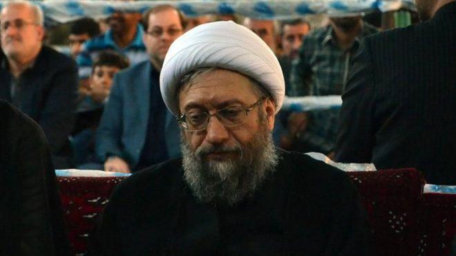 آملیلاریجانی: القای اختلاف بین مسئولان خیالی خام است