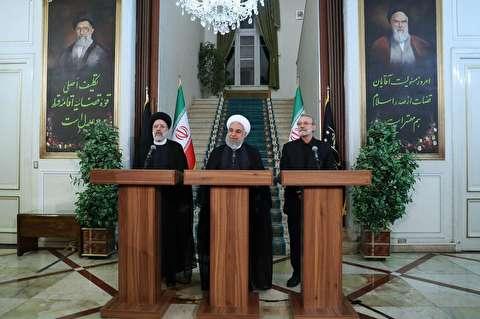لحظات اعلام گام سوم کاهش تعهد ایران در برجام