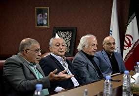 تصاویر دیدار وزیرورزش با چهرههای قدیمی استقلال
