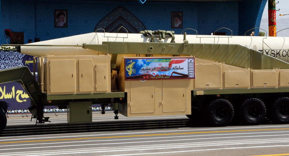 این موشک اسرائیل و عربستان را هدف قرار میدهد