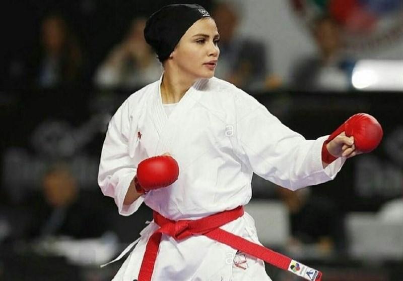 کاراته وان ژاپن| سارا بهمنیار نخستین طلایی ایران