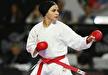 کاراته وان ژاپن|سارا بهمنیار نخستین طلایی ایران+عکس