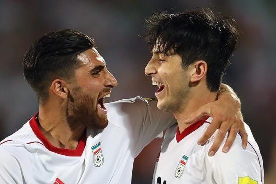 گزارش زنده| دقیقه 45؛ هنگکنگ 0 - ایران 1 / آغاز راه جام جهانی قطر با گل زیبای آزمون