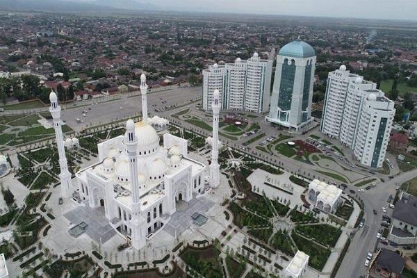 افتتاح بزرگ ترین مسجد اروپا
