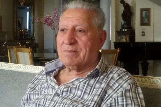 مشحون رئیس سابق فدراسیون بسکتبال درگذشت