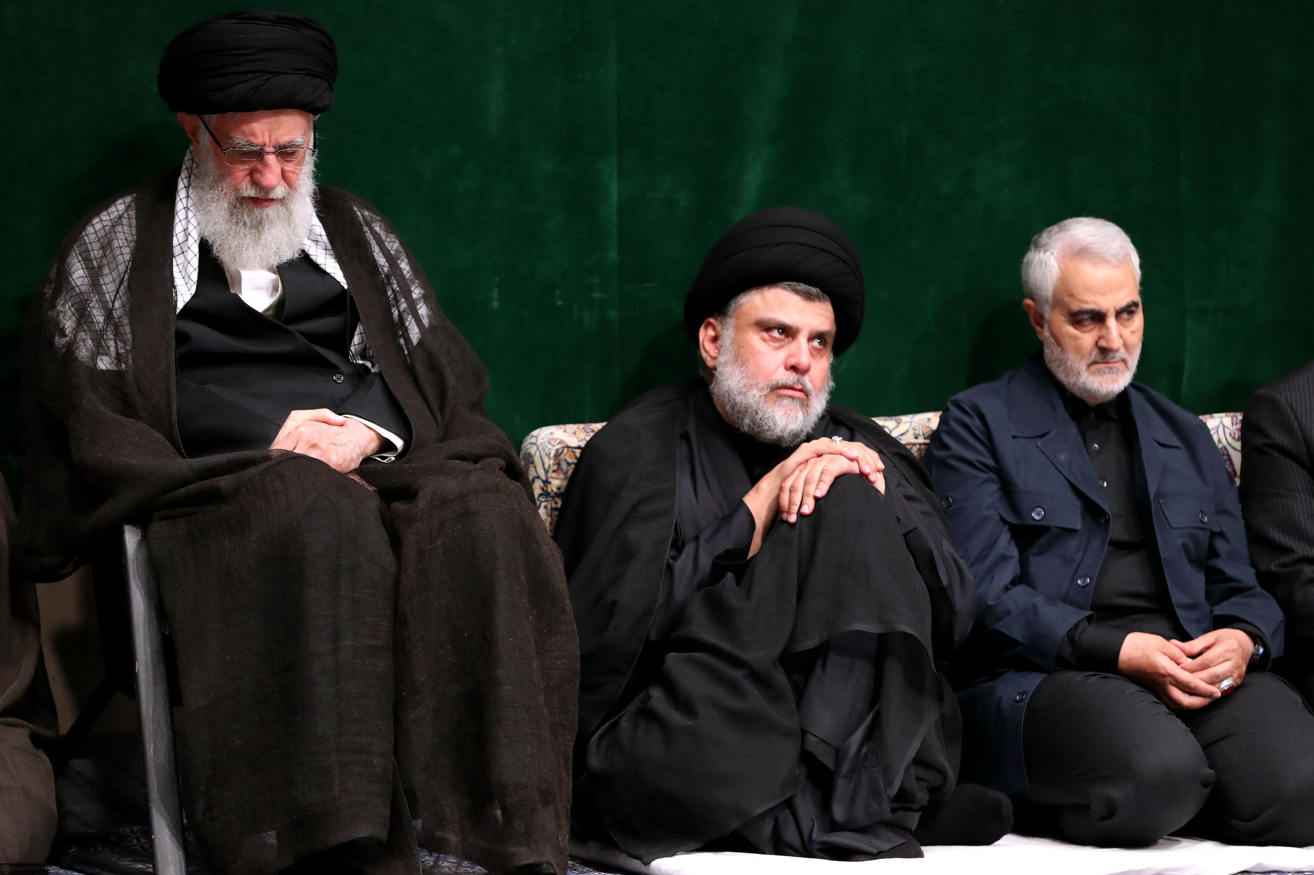 مقتدا صدر در تهران چه می کند!؟